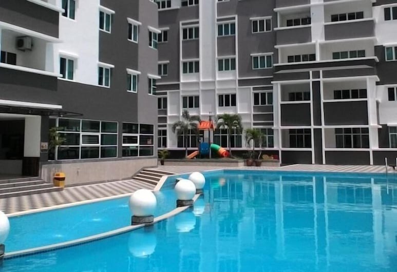 D'Embassy Serviced Residence Suites, Kuantan, Udendørs pool