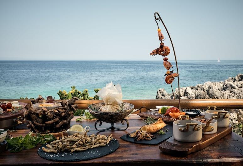 Nobelos Seaside Lodge, Ζάκυνθος, Γεύματα σε εξωτερικό χώρο