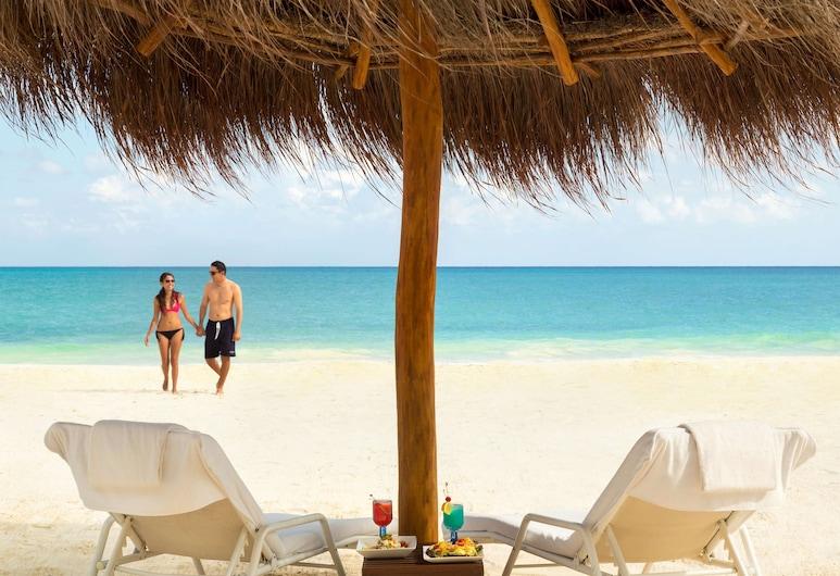 Fairmont Mayakoba Riviera Maya - All Inclusive, Plaja del Karmenas, Paplūdimys