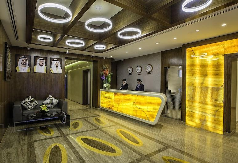 Al Sarab Hotel, Dubai, Lobby