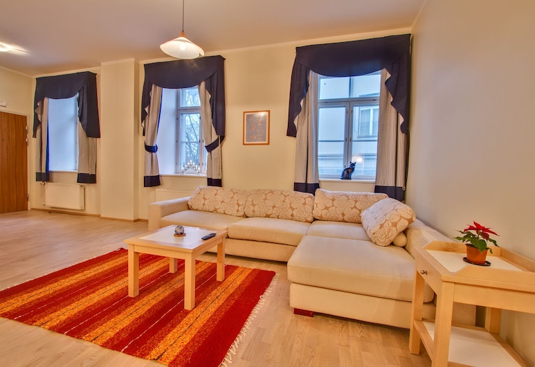 Daily Apartments - Ilmarine, Tallinn, Căn hộ, 1 phòng ngủ (Ilmarine Private), Phòng khách