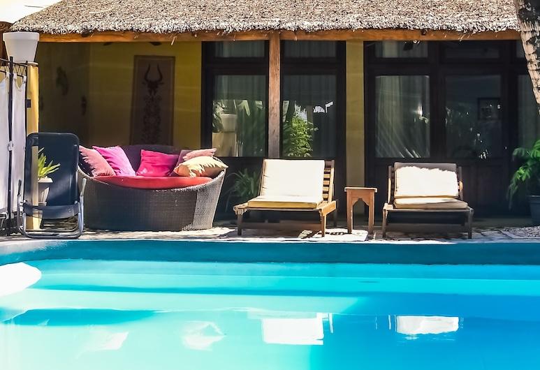 Hôtel Coco Lodge, Mahajanga, สระว่ายน้ำ