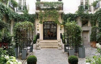 A(z) Relais Christine hotel fényképe itt: Párizs
