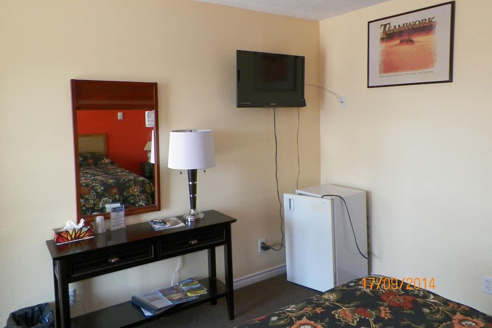 经典客房, 2 张大床, 吸烟房 - 迷你冰箱