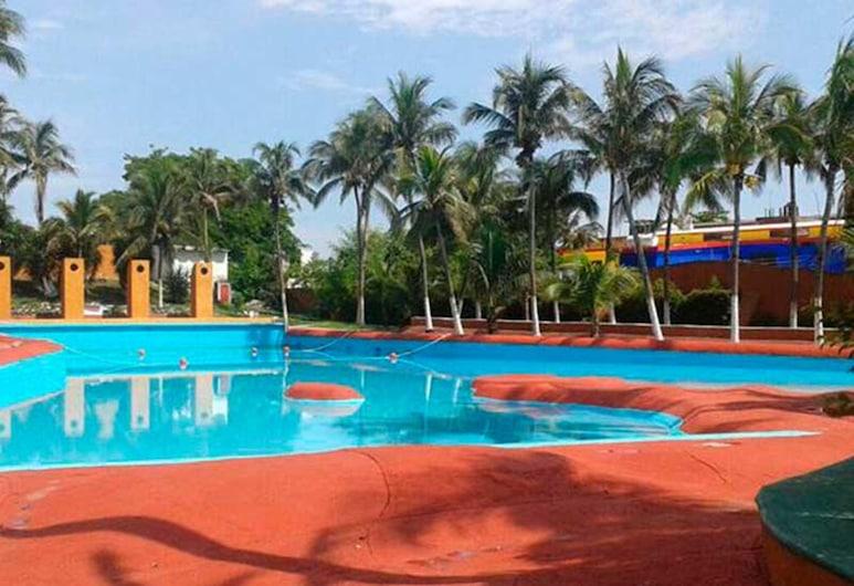 Hotel Chachalacas, Урсуло-Гальван, Бассейн