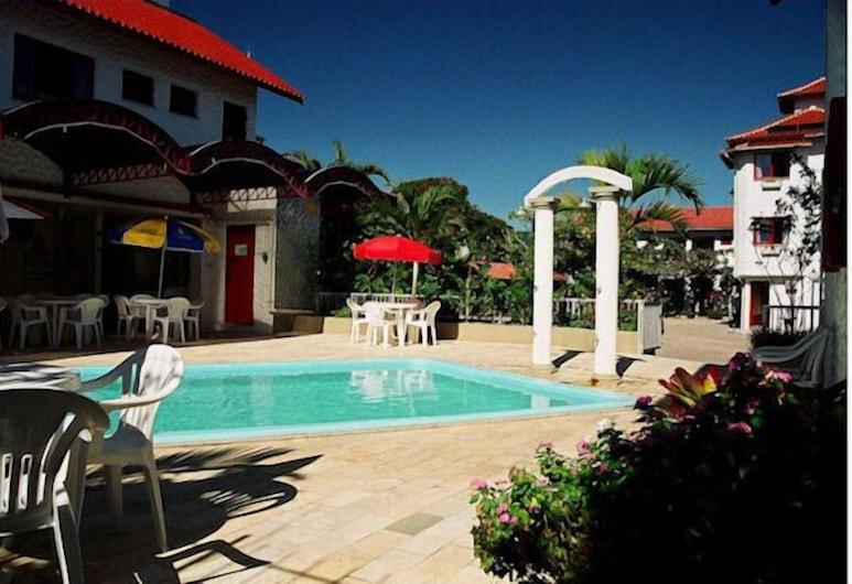 Residencial Sol e Mar de Floripa, Флоріанополіс, Відкритий басейн