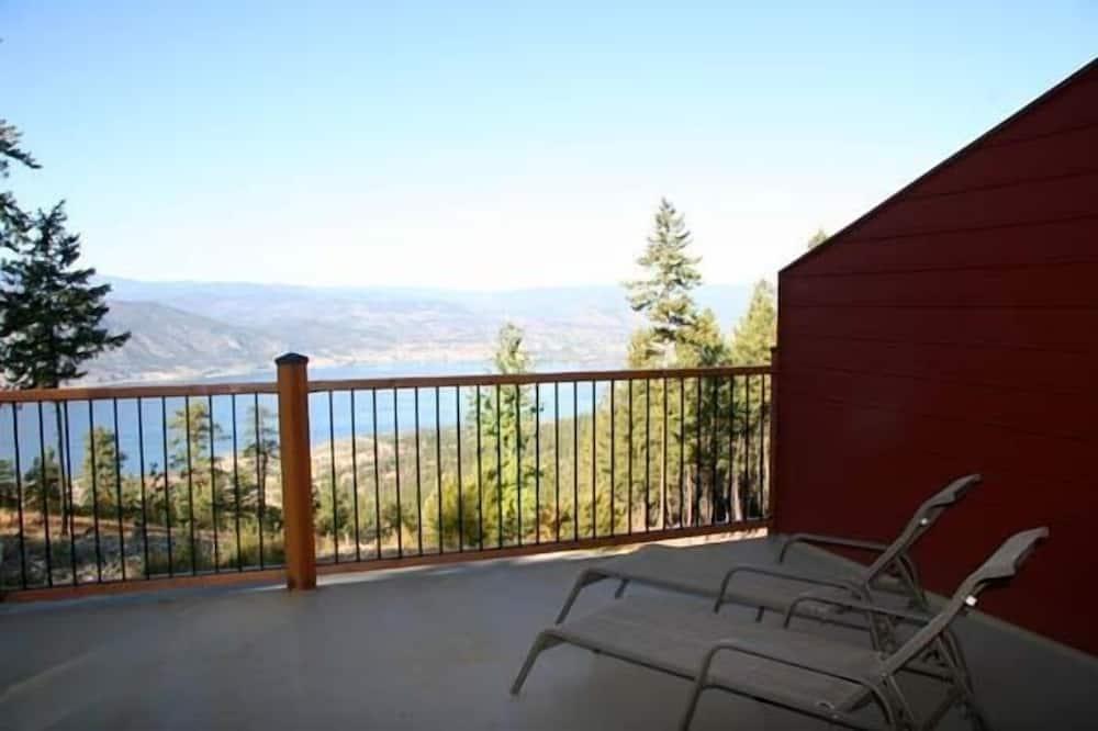 Suite de lujo, 2 habitaciones, cocina, vista al lago - Terraza o patio