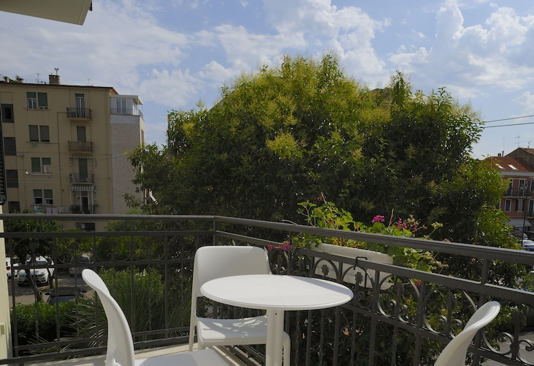 Residence San Marco Suites&Apartments Alassio, Alassio, Appartamento, 2 camere da letto, Balcone