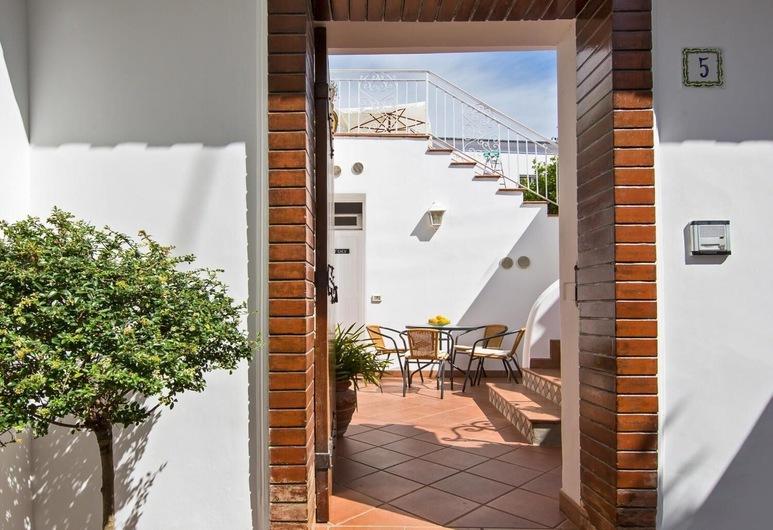 San Nicola Guest House, Anacapri, Balkon