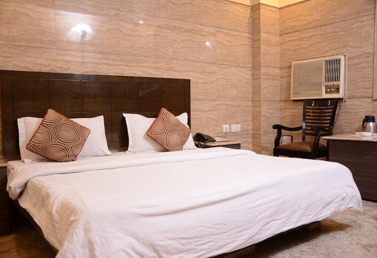 曼 K 酒店, 新德里, 豪華客房, 非吸煙房, 雪櫃, 客房