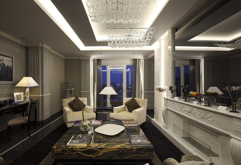 Imperial Suite, Rome, Lobby