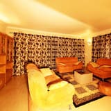 雙人房, 1 張加大雙人床, 花園景, 花園 - 客廳
