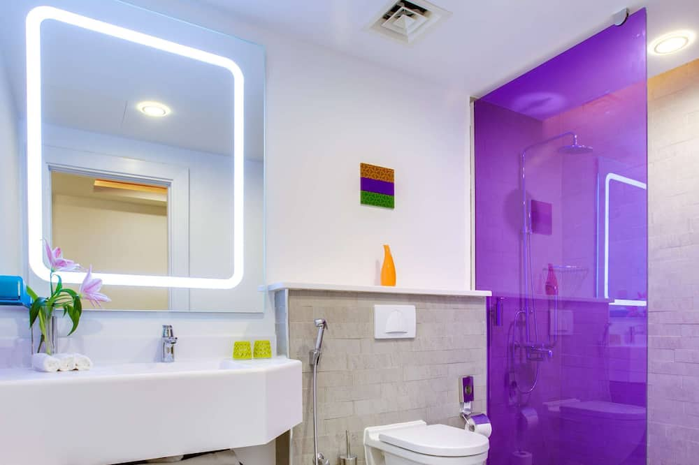 Suite (Business Class) - Bathroom