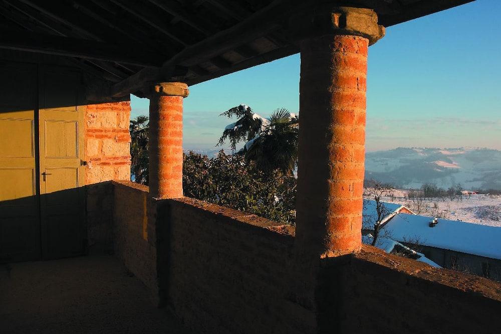 Suite tradicional - Balcón