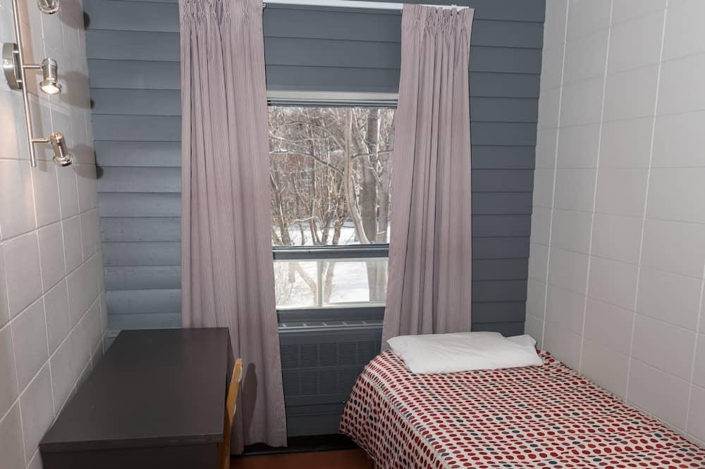 חדר, מיטת יחיד, חדר רחצה משותף - חדר אורחים