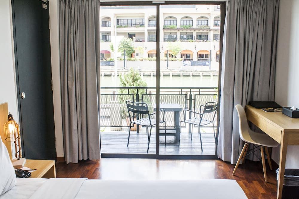 Dvojlôžková izba typu Premium - Balkón