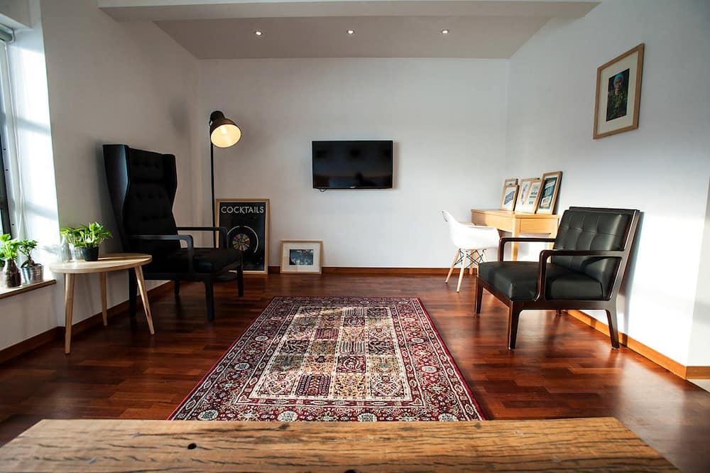Apartmán typu Premium (Azura) - Obývacie priestory