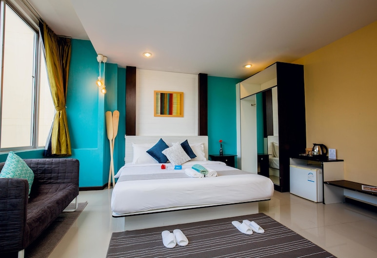 Anchor Boutique House, Patong, Superior Room, Guest Room