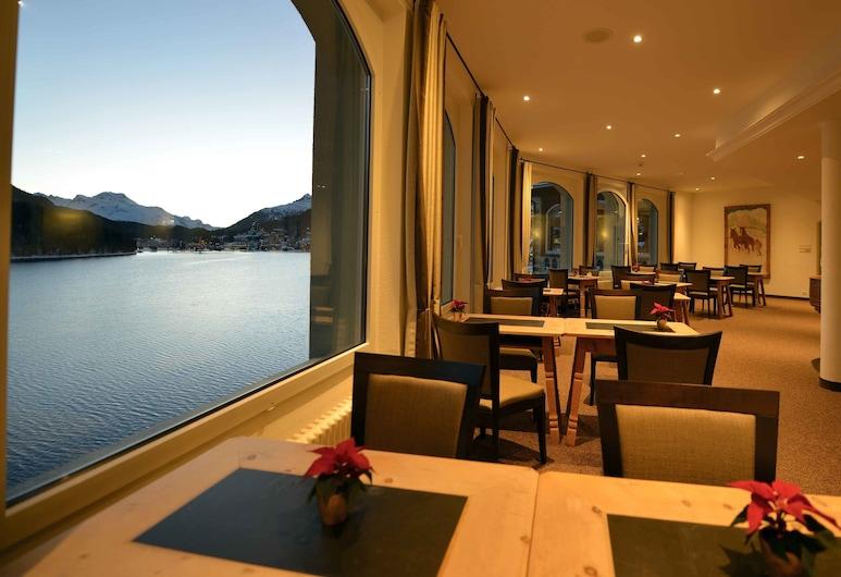 Hotel Waldhaus am See, Saint-Moritz, Hall