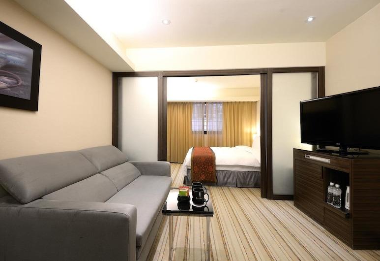 K Hotel - Taipei I, Taipei, Vardagsrum