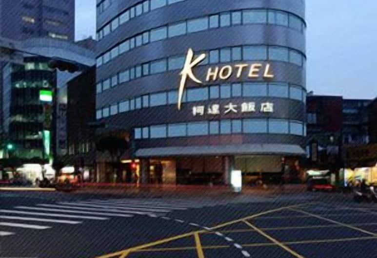 K HOTEL - Yunghe, Naujasis Taipėjus