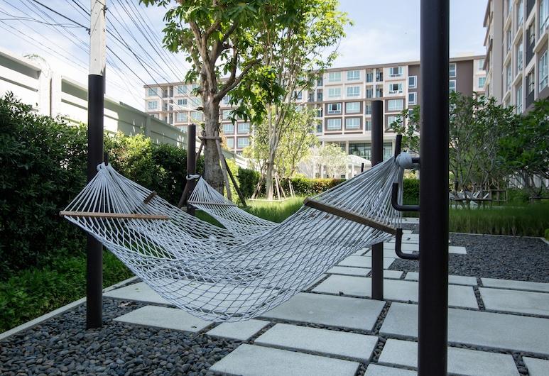 海濱首選套房, Hua Hin, 庭園