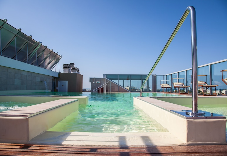 Hotel Aria, Rimini, Piscine en plein air