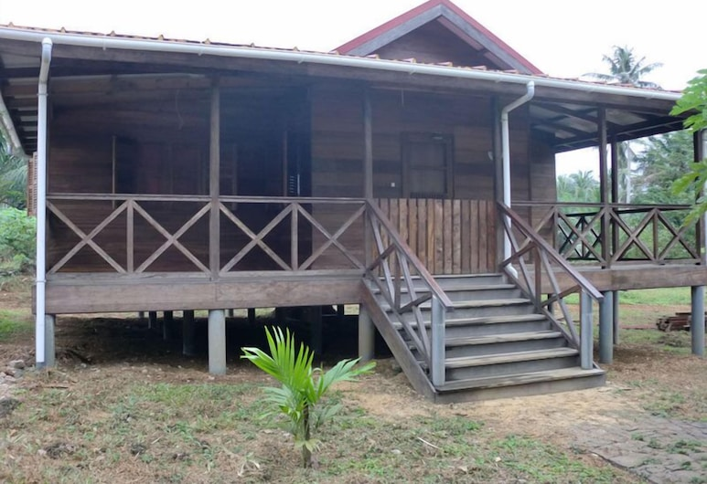 Praia Inhame Eco-Lodge, Sao Tome Island