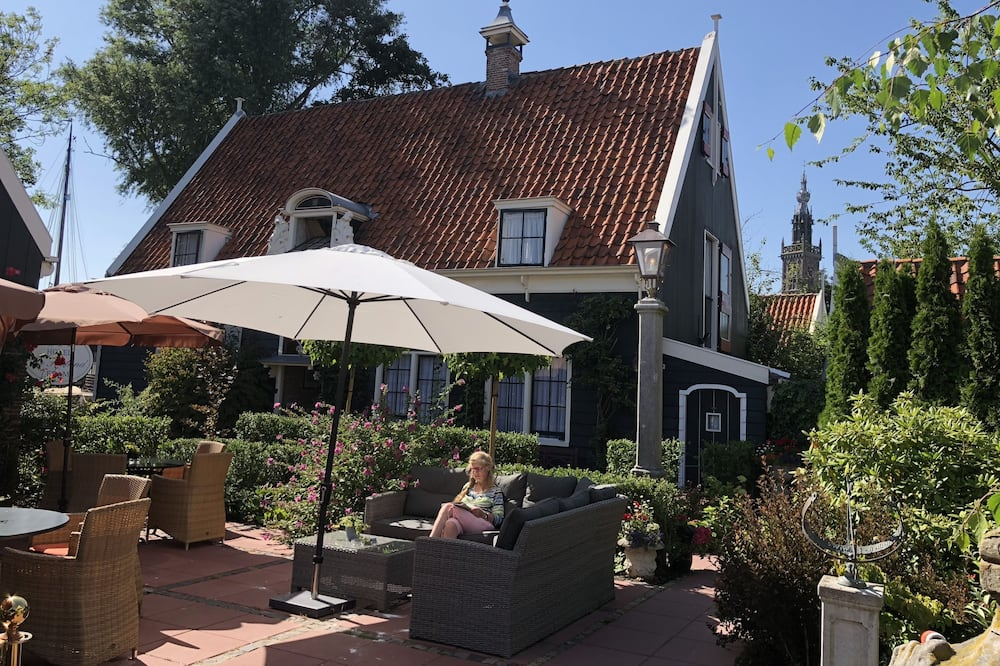 Double Room, Bathtub - Terrace/Patio