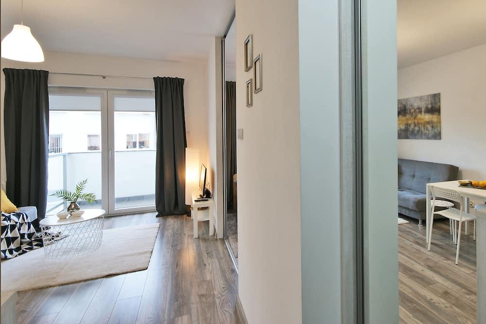Studio (Albatros) - Living Area