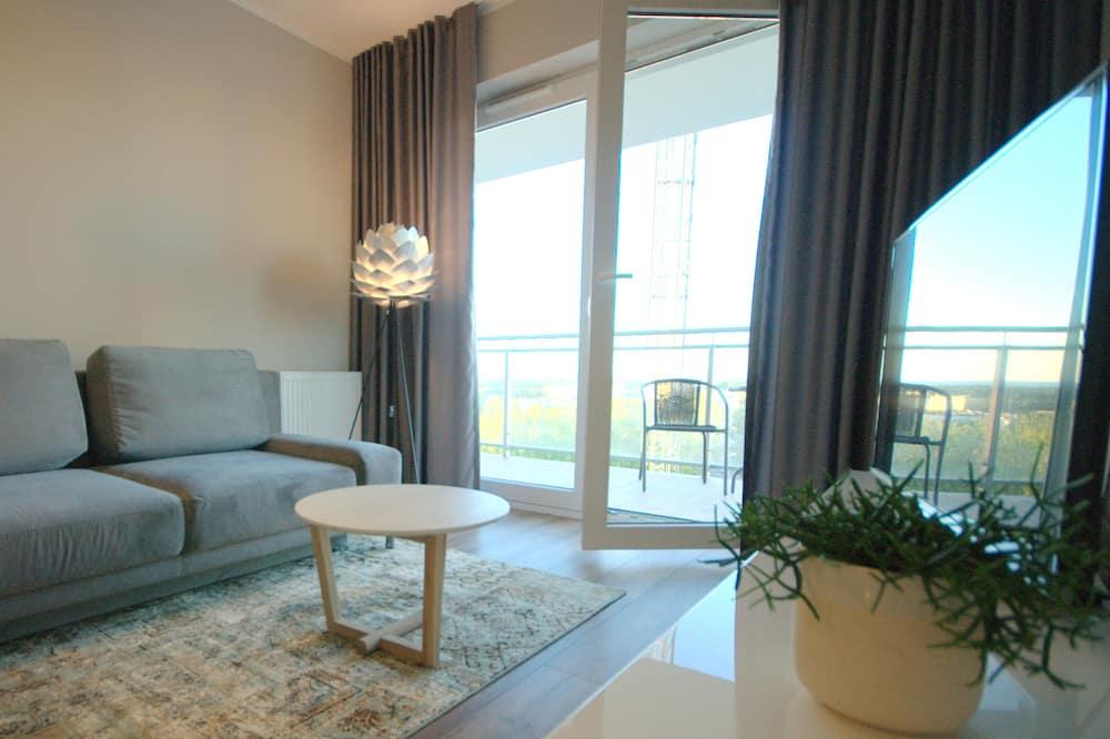 דירה, חדר שינה אחד (Blue Bay) - אזור מגורים