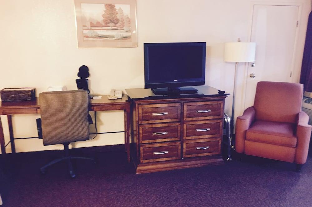 Izba, 1 veľké dvojlôžko, nefajčiarska izba - Obývacie priestory