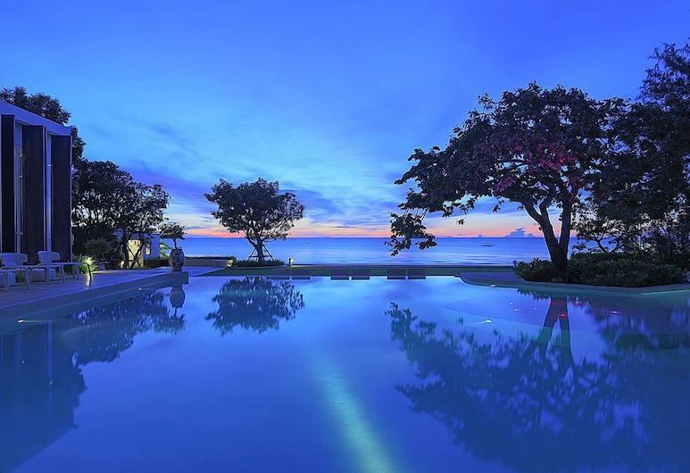 華欣考濤切羅納酒店 E702, Hua Hin, 室外泳池
