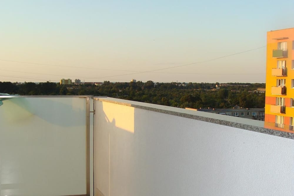 Διαμέρισμα, 1 Υπνοδωμάτιο (Arena View) - Μπαλκόνι