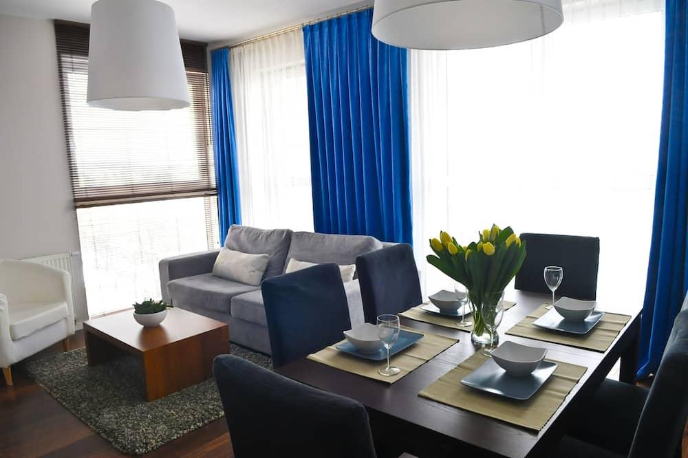 Διαμέρισμα, 3 Υπνοδωμάτια, Βεράντα (Baltic) - Περιοχή καθιστικού
