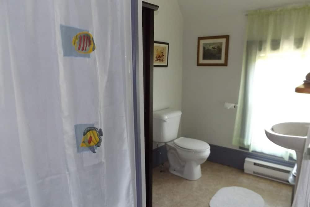 Štandardná izba, 1 veľké dvojlôžko (Room #4) - Kúpeľňa