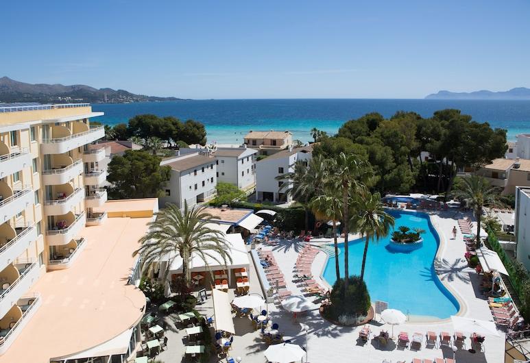 Hotel Ivory Playa Sports & Spa, Alcudia, Takterrasspool