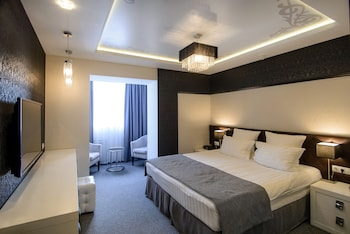 Picture of AHOTELS design style on Tolstogo in Novosibirsk