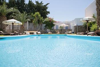 帕羅斯島加利諾斯飯店的相片