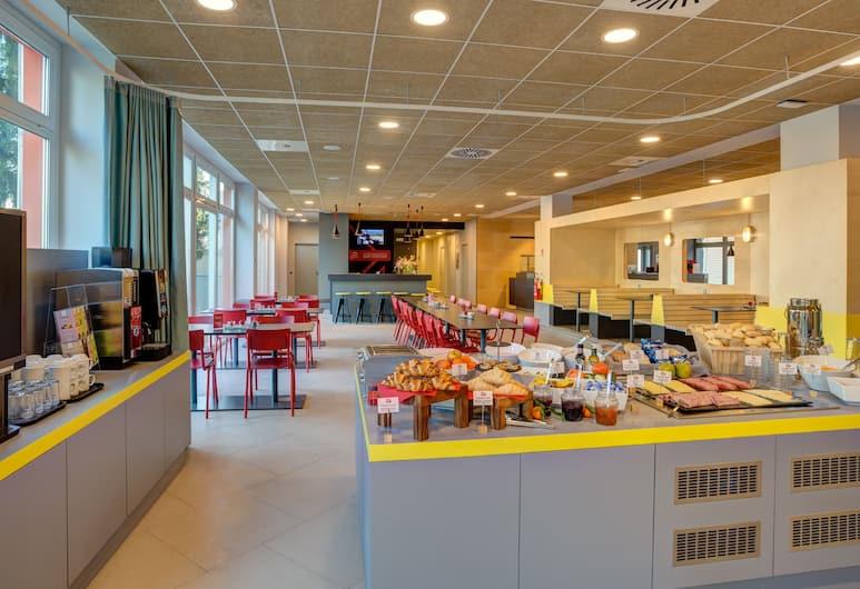 MEININGER Milano Garibaldi, Mediolan, Pomieszczenie śniadaniowe