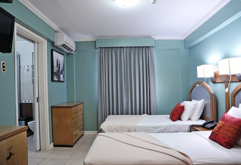 Culture Crossroads Inn, Port of Spain, Signature Room, 1 King or 2 Single Beds, Zimmer