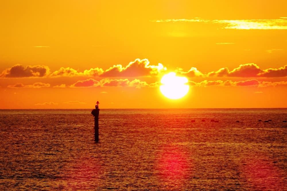İki Ayrı Yataklı Oda, Sigara İçilmez, Okyanus Manzaralı (Special, 4F-9F) - Plaj/Okyanus Manzarası
