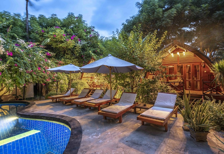 Manta Dive Resort Gili Air, Gili Air, Otel Sahası