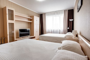 A(z) Resident Aparthotel hotel fényképe itt: Novosibirsk