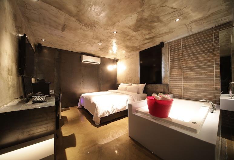 POP1 飯店, 首爾, 標準雙人房, 客房