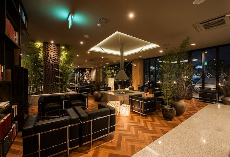 LAON convention, Daejeon, Lounge Lobi