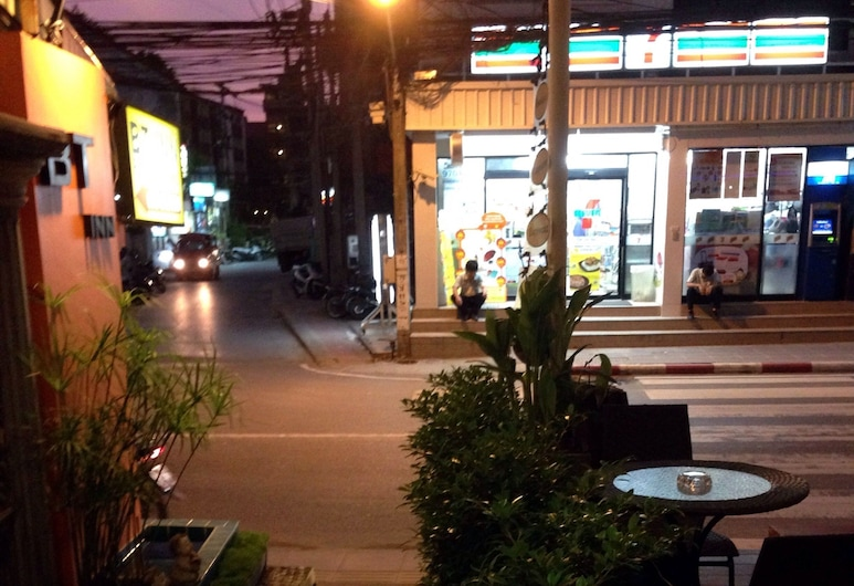 Bt Inn Patong, Patong, Fachada do Hotel