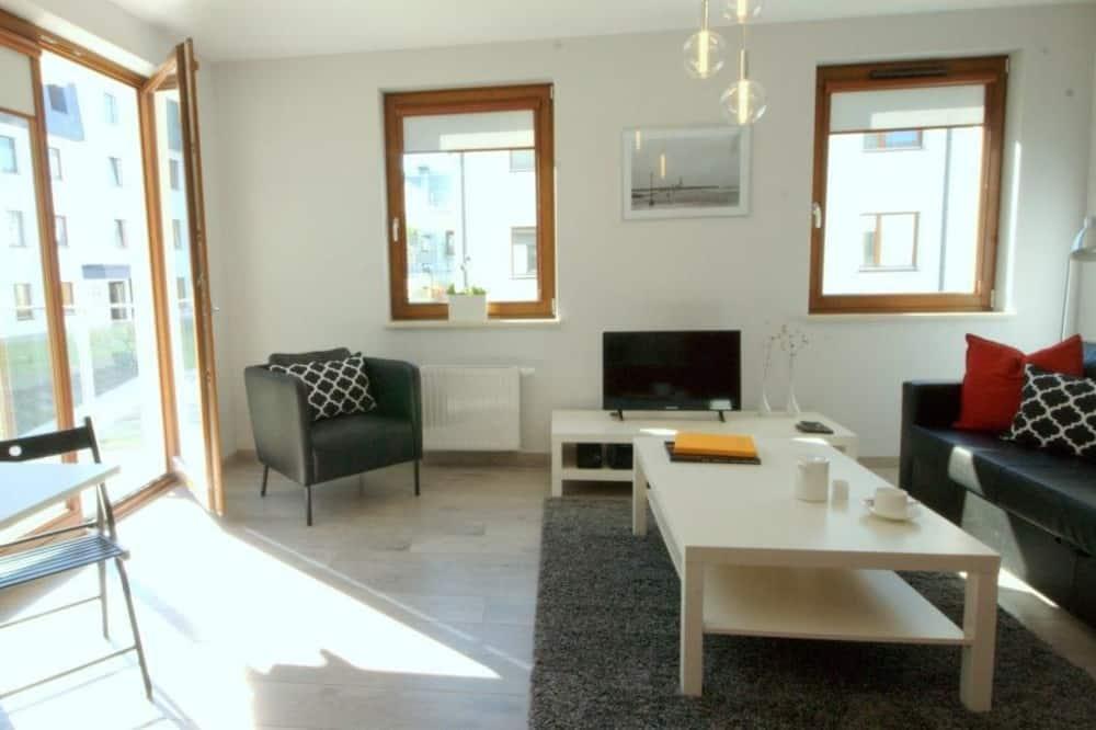 Διαμέρισμα, Κουζινούλα (Architecton) - Καθιστικό