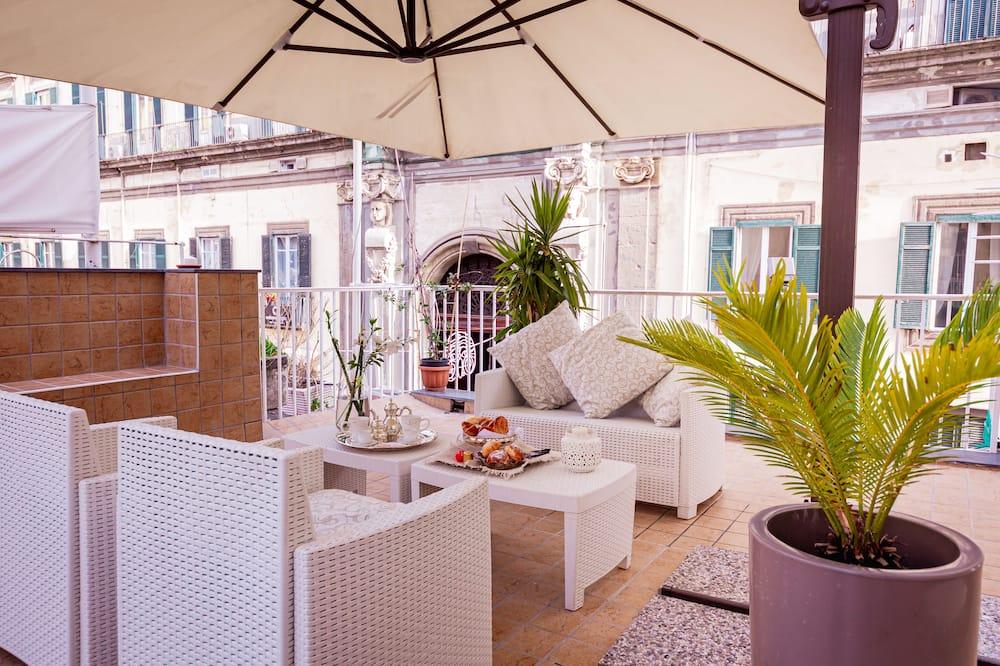 Luxury Suite, 1 Bedroom, Patio - Terrace/Patio