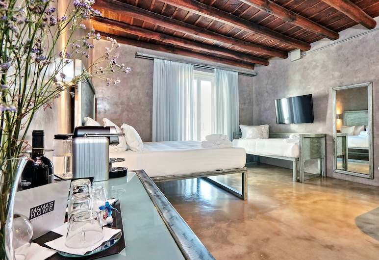 Mama's Home Rome, Rom, Junior-suite, Værelse